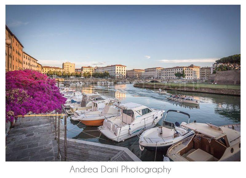Fosso Reale Livorno Ph: Andrea Dani Photography