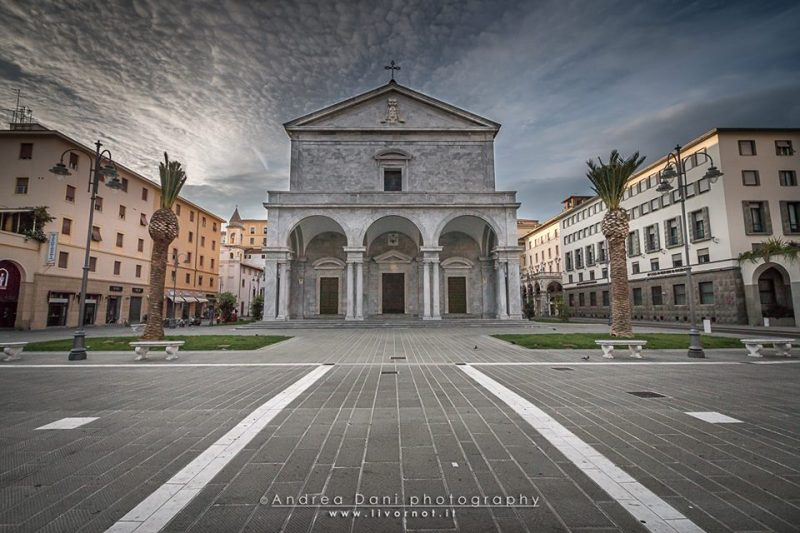 Piazza Grande Livorno Ph: Andrea Dani Photography