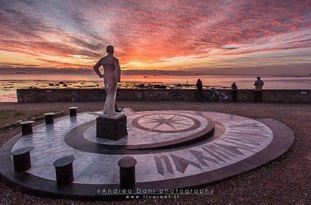 Monumento al Marinaio Livorno Ph: Andrea Dani Photography