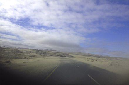le strade contese tra natura e uomo