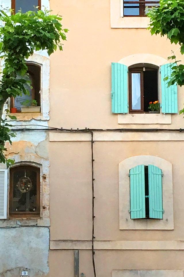 le finestre di Provenza