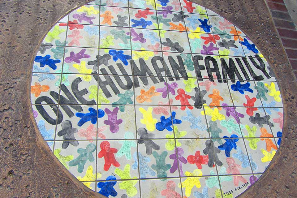 One Human Family - Key west - Florida
