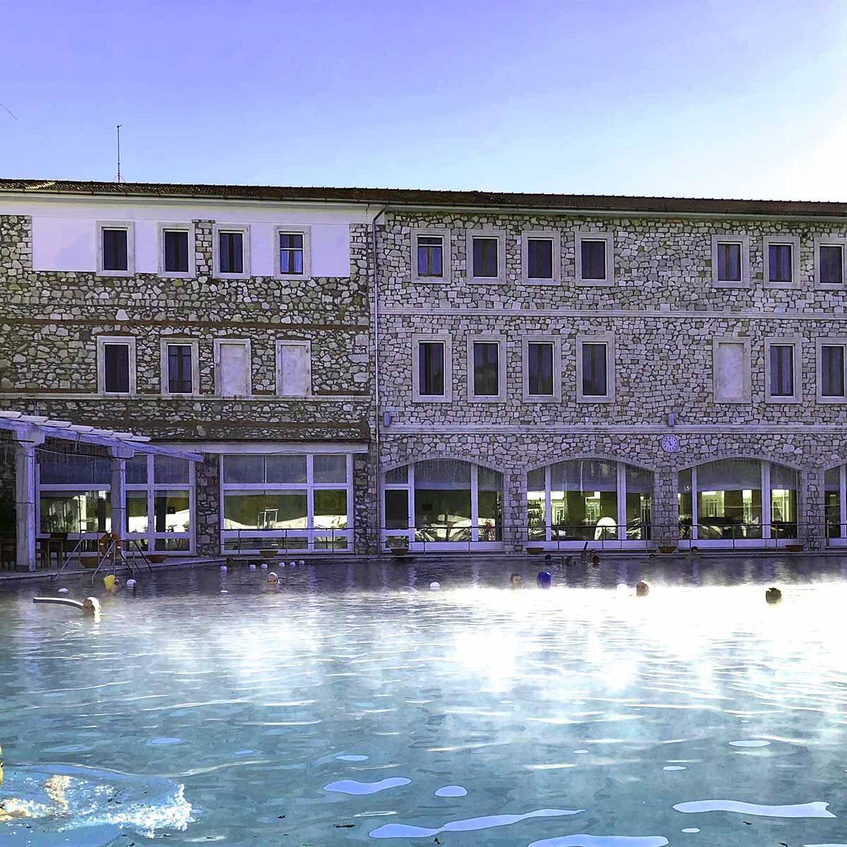 Hotel Terme di Saturnia spa&Resort