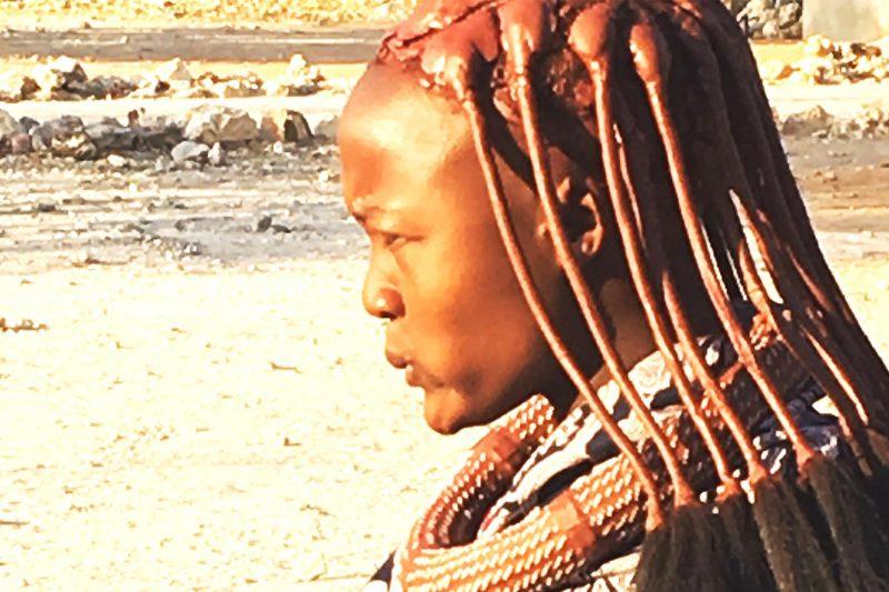 donne Himba Namibia