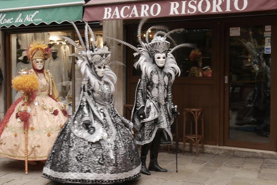 Il carnevale di Venezia: eleganza e creatività