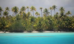 La bellezza degli atolli