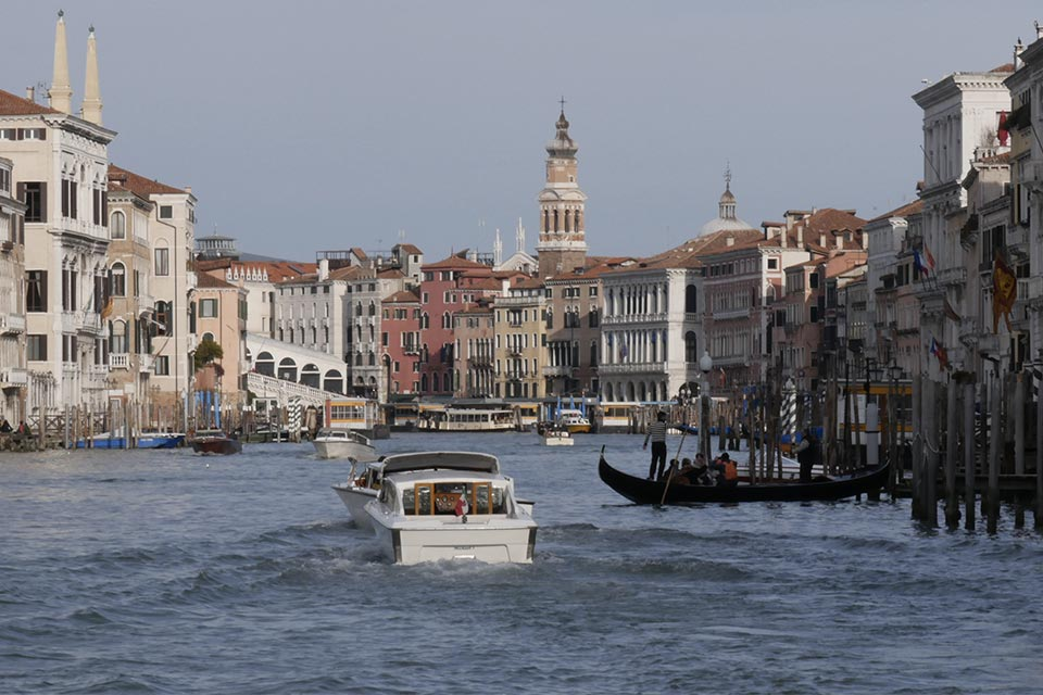 Venezia - la magia di una città unica al mondo