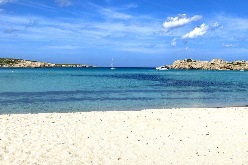 Son Saura del nord Menorca