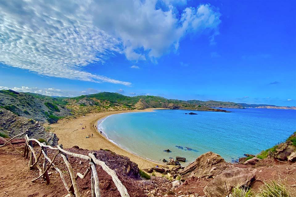 La spiaggia di Cavalleria